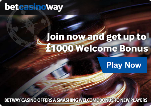 Betway Casino Offers a Smashing Welcome Bonus to New Players
