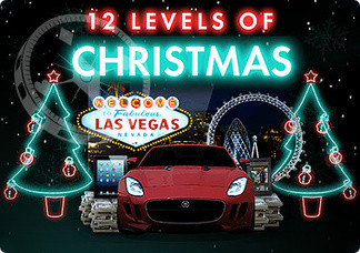 12 Levels of Christmas at the Bet365 Casino