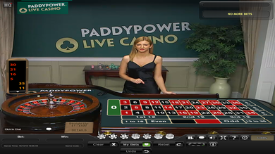 live casino bonus paddy power