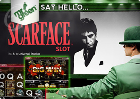 Scarface Slots Bonus Game