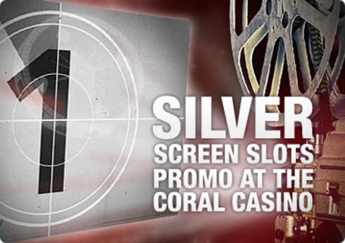 Coral Casino Offers Slots Promo from the Movies