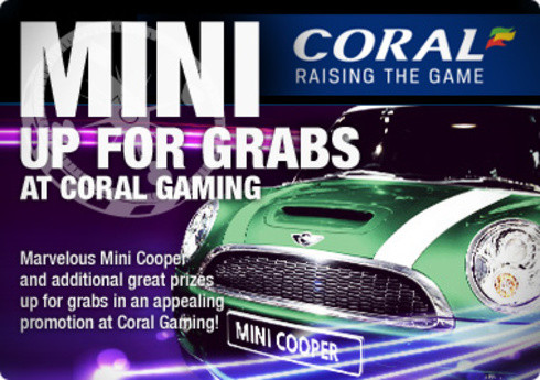 Go Crazy with Coral Mini Madness