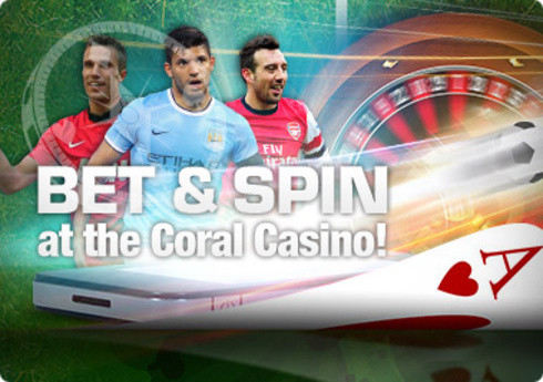 Bet and Spin at the Coral Casino